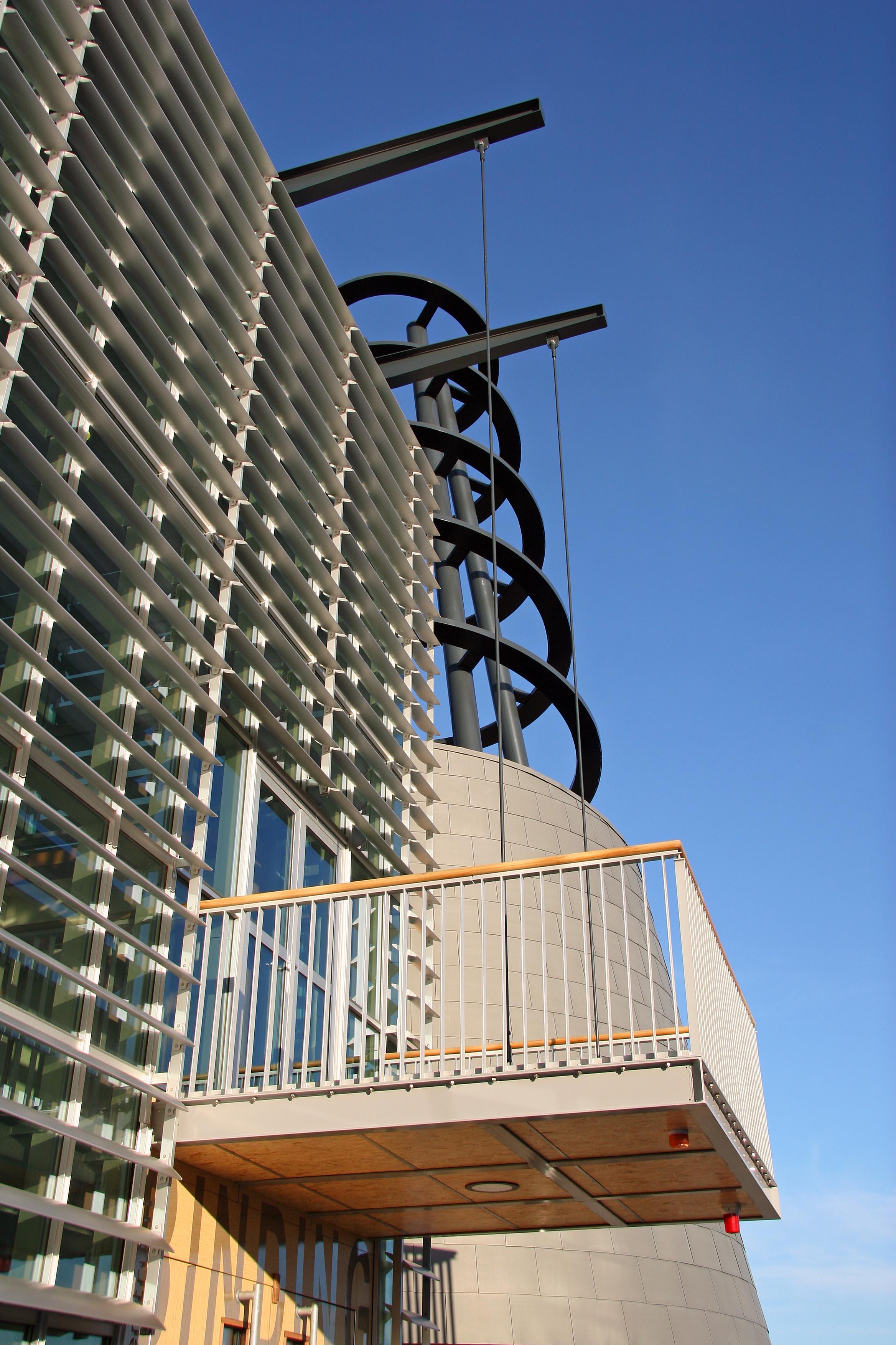 CULTUREEL EN EDUCATIEF CENTRUM 'DE BINDING' - SEED architects