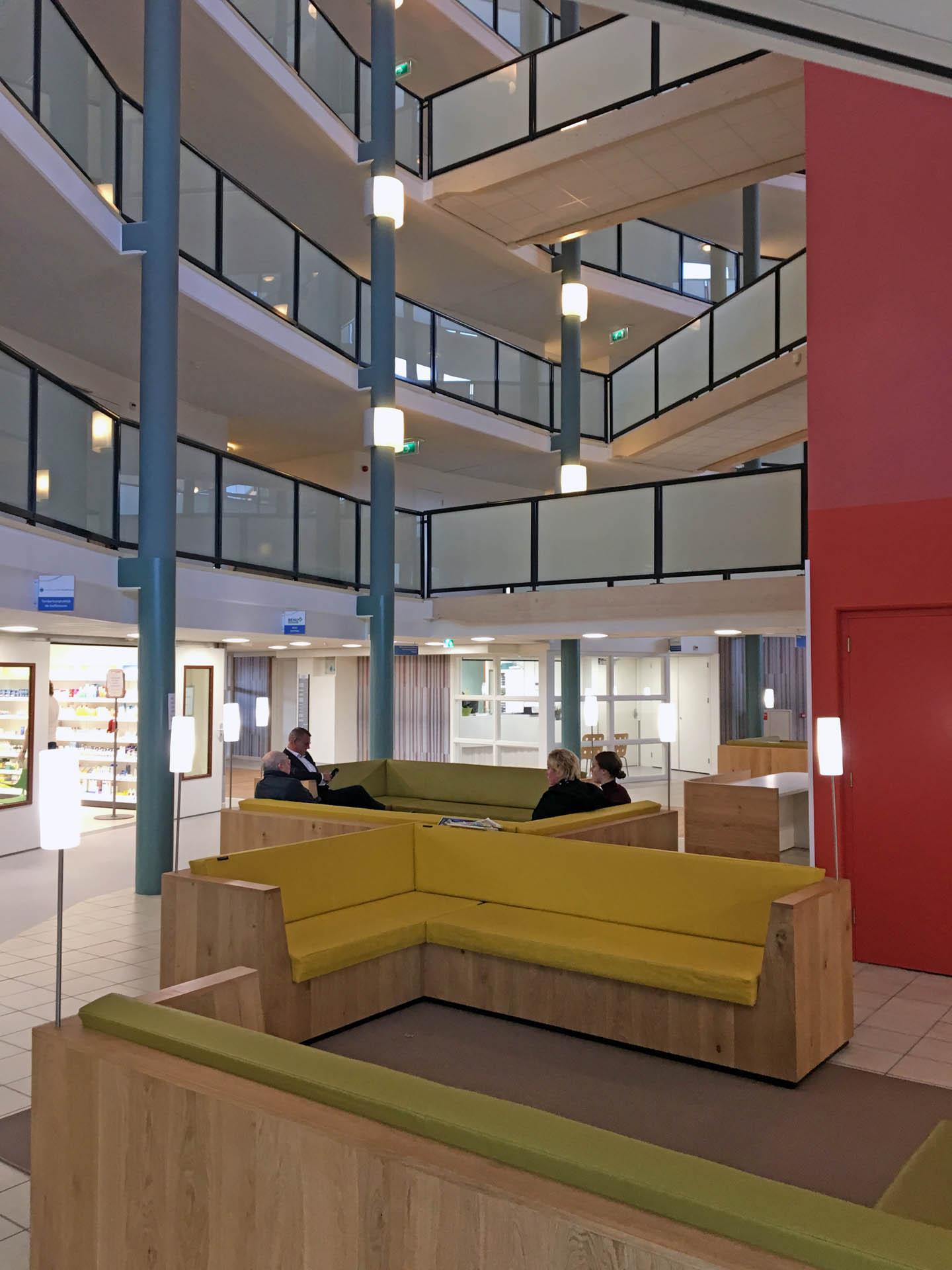 Gezondheidscentrum De Schooten foto interieur